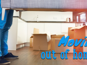 Tips to Help Young Adult Kids Move Out for the First Time