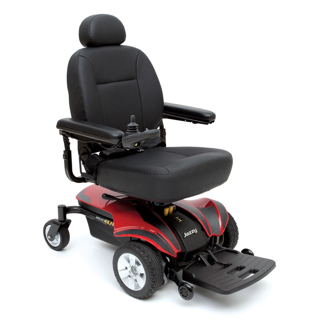 Electric Wheelchair Macrae Rentals