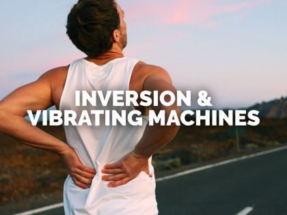 Inversion & Vibrating Machines