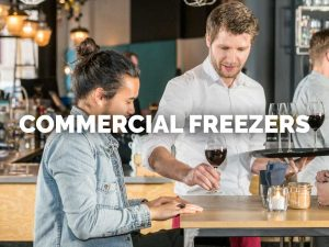 Commercial Freezers