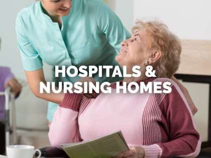 Hospitals & Nursing Homes