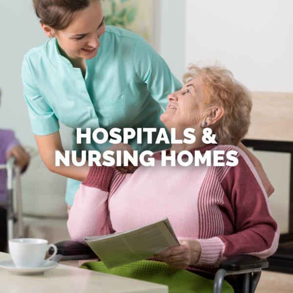 Hospitals & Nursing Homes