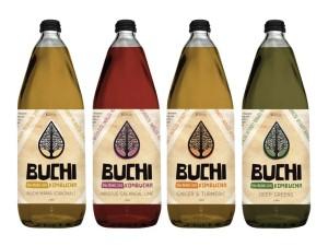 Brisbane Business: Buchi Kombucha