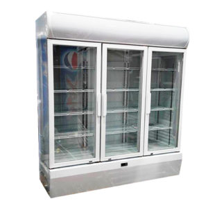 macrae-rentals-3-door-1150ltr-display-fridge-white