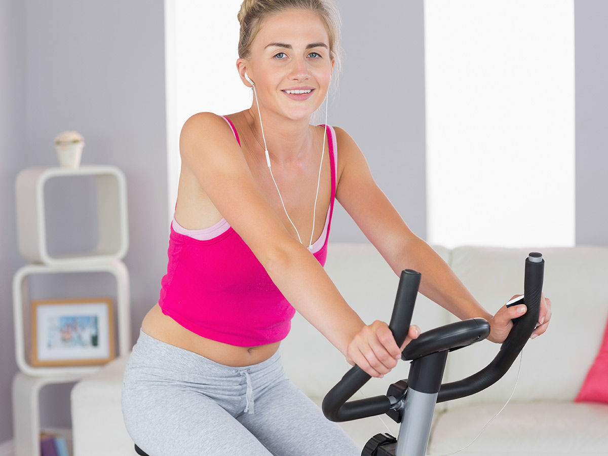 Save on gym fees by hiring equipment for home macrae rentals