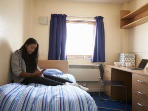 Create your own retreat in shared dorm living