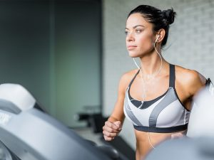 How to use a treadmill to get fit faster